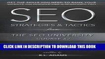 [PDF] FREE SEO Strategies   Tactics: Understanding Ranking Strategies for Search Engine
