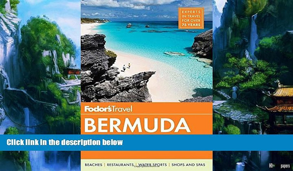 Frommers Bermuda