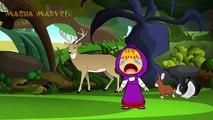 Masha giving Lollipop Spiderman and Elsa, PJ Masks Catboy Owlette Masha and The Bear Dora Crying