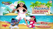 Lilo & Stitch - Moana Lilo & Stitch