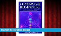 Buy book  Chakras for Beginners: How to Balance Chakras, Strengthen Aura, and Radiate Energy
