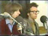 RADIO RADIO INTERVIEW Nick Lowe Elvis Costello WBCN 1978
