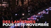 13-Novembre : des milliers de lanternes sur le canal Saint-Martin
