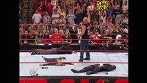 Stone Cold Steve Austin, Mr. McMahon, Shane McMahon and Stephanie McMahon Segment