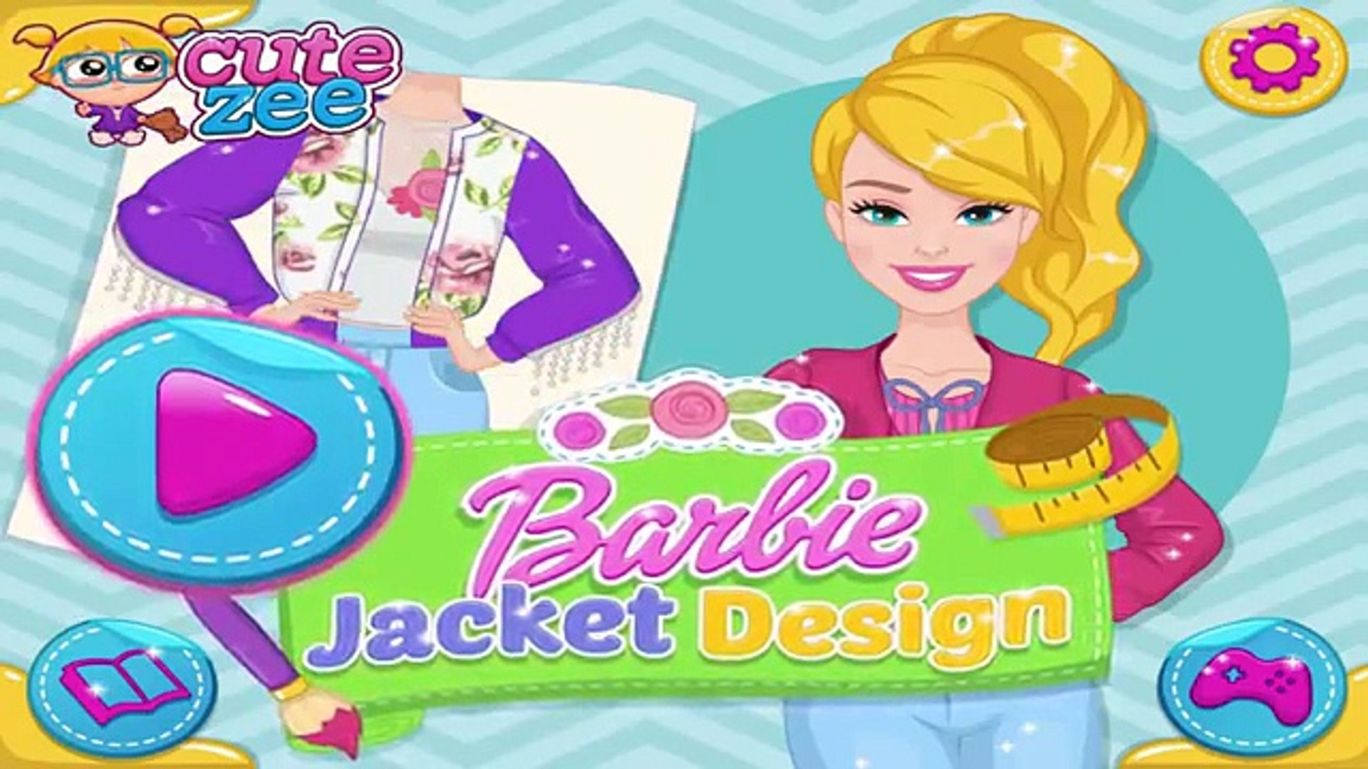 Barbie - Barbie Jacket Design