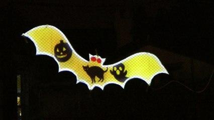 Bat Video Mapping 2016