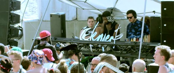 The infamous EDM Arts & Music Festival Was Hot and Heavy with Bass