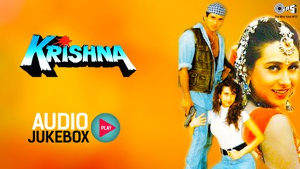 Krishna Audio Songs Jukebox | Sunil Shetty, Karisma Kapoor | Superhit Hindi Songs