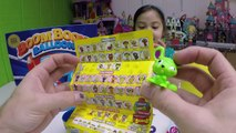 FAMILY FUN BOOM BOOM BALLOON GAME + Big Egg Surprise Opening Toys Sofia MLP Kinder Egg Toy Surprises