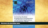 FREE PDF  Increasing Student Engagement and Retention using Mobile Applications: Smartphones,