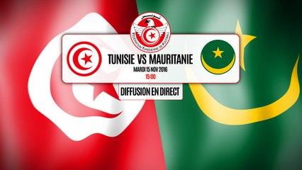 LIVE STREAMING: Tunisie vs Mauritanie (Diffusion en Direct)