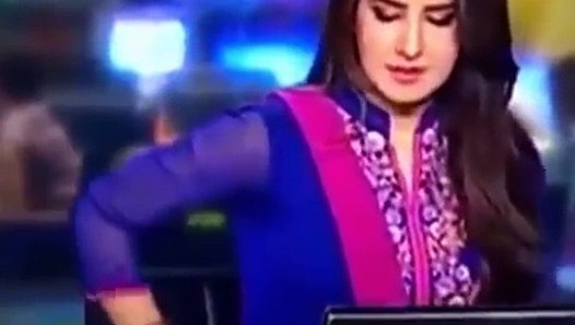 Pakistani news anchor hot - Watch Leaked Video Of News Caster Video