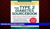 Read book  The Type 2 Diabetes Sourcebook (Sourcebooks) online to buy