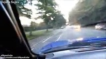 Toyota Supra Vs Nissan Skyline Gtr R34 Not Stock Acceleration & Exhaust Sound