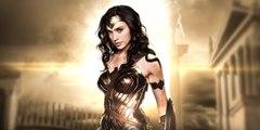 Wonder Woman          Comic Con 2016 trailer