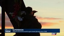 Supermoon : viewers around the world to get closest glimpse since 1948