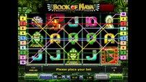 Учимся играть в игровой автомат Book of maya  - бонусы, отзывы, характеристики
