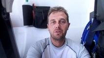 J9 : Comment les skippers prennent-ils leur douche ? Réponse avec Stéphane Le Diraison / Vendée Globe
