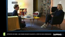 Attentats de Paris : Une femme enceinte raconte comment elle a vécu la perte de son compagnon (Vidéo)