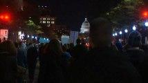 Trump président : nouvelle nuit de manifestations aux Etats-Unis