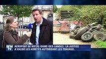 """Yannick Jadot: """"On va aller vers un pourvoi, vers le Conseil d'Etat"""""""