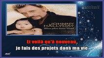 Johnny Hallyday - Mon plus beau Noël KARAOKE / INSTRUMENTAL