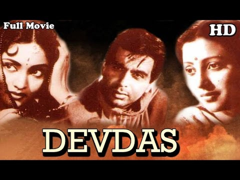 Devdas Full Hindi Movie Hd Popular Hindi Movies Dilip Kumar Vyjayanthimala Suchitra Sen