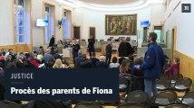 Procès : La mère de la petite Fiona et son beau-père devant les assises