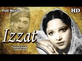 Izzat | Full Hindi Movie | Popular Hindi Movies | Ashok Kumar - Devika Rani - Mumtaz Ali