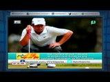 [PTVSports] Nat'l Golf l Tabuena at  Que, may tiyansang makapasok sa RIO Olympics