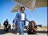 Dallas Cowboys Players: Travel to Pittsburgh Photos; Dak Prescott Ezekiel Elliott