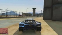 VanossGaming GTA 5 Online Funny Moments - Naked, Crazy Downhill, Gaol Chase Fun Multiplayer