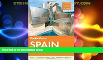 Big Deals  Fodor s Spain 2015 (Full-color Travel Guide)  Best Seller Books Best Seller