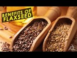 Health Benefits Of Flaxseed | Best Health And Food Tips | Education
