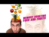 Memory Boosting Food and Fruits | Best Health Tip and Food Tips | Education