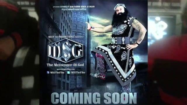 MSG,New Movie2015,Messenger Of God Full Movie 13 feb ?   Review ,Ram Rahim