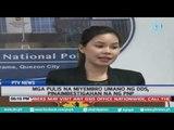 Mga pulis na miyembro umano ng DDS, pinaimbestigahan na ng PNP