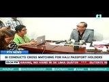 BI conducts cross matching for Hajj passport holders