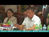 Drug lords at high-profile inmates, dumalo sa pagdinig ng kongreso ukol sa iligal na droga sa NBP
