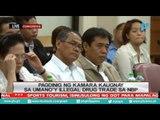 Pagdinig ng Kamara patungkol sa illegal drug trade sa NBP (part 9), October 6, 2016
