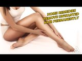 Home Remedies to Remove Unwanted Hair Permanently | Best Health and Beauty Tips | Education
