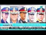 Immigration, babantayang mabuti ang 5 'pulis general' na sangkot 'di umano sa iligal na droga