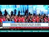 [PTVNews 6pm] Panukalang pag-host ng PHL sa Miss Universe, suportado ni President Rody Duterte