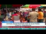 [PTVNews 9pm] Voters registration for SK elections, starts tomorrow [07|14|16]