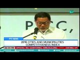 [PTVNews-6pm] 2016 Cities and Municipalities Competitiveness Index, inilabas na [07 14 16]
