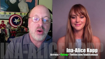 INTERVIEW Ina-Alice Kopp, actress, Flytrap