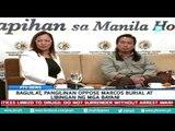 [PTVNews] Baguilat, Pangilinan oppose Marcos burial at 'Libingan ng mga Bayani'