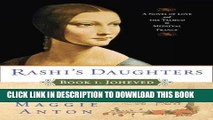 [PDF] Epub Rashi s Daughters, Book I: Joheved: A Novel of Love and the Talmud in Medieval France