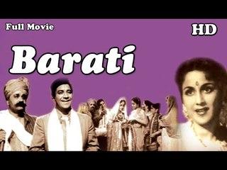 Barati | Full Hindi Movie | Popular Hindi Movies | Shyam Kumar - Chand Usmani - Johnny Walker