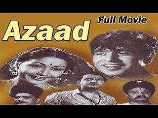 Azaad | Full Hindi Movie | Popular Hindi Movies│Dilip Kumar - Meena Kumari